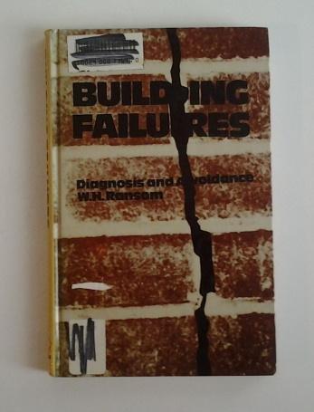 9780419117506: Building Failures: Diagnosis and Avoidance