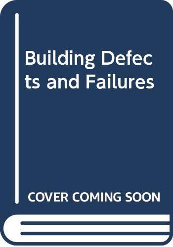 9780419117605: Building failures: Diagnosis and avoidance