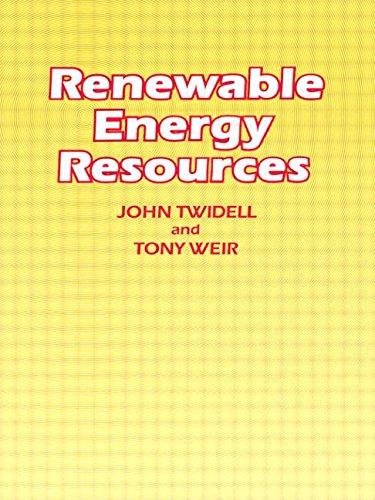 9780419120100: Renewable Energy Resources