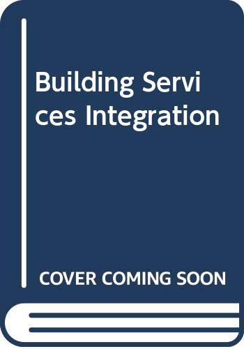 9780419120308: Building Services Integration