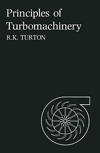 9780419124900: Principles of Turbomachinery