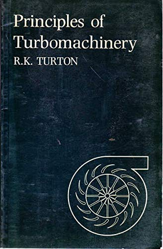 9780419125006: Principles of Turbomachinery
