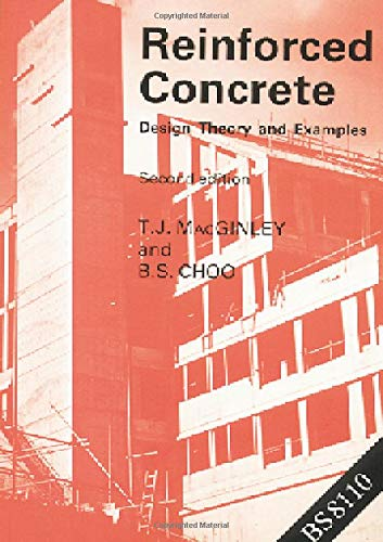 9780419138303: Reinforced Concrete: Design theory and examples