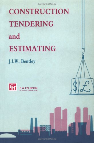 9780419142409: Construction Tendering and Estimating