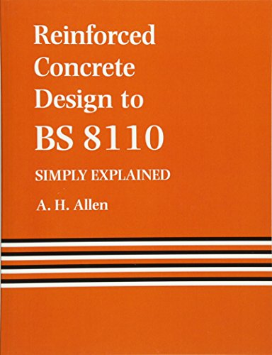 9780419145509: Reinforced Concrete Design to BS 8110 Simply Explained
