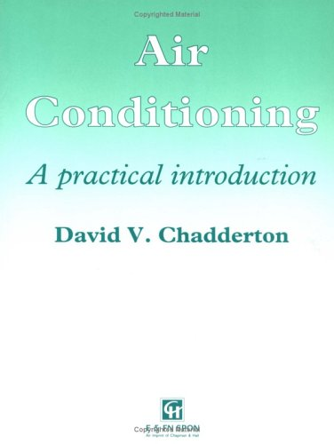 9780419153801: Air Conditioning: A practical introduction