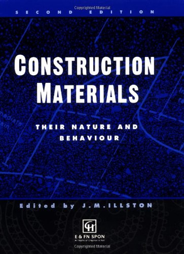9780419154709: Construction Materials - Their Nature and Behaviour