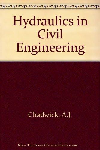 9780419159001: Hydraulics in Civil Engineering
