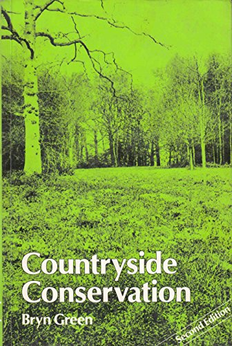 9780419159209: Countryside Conservation