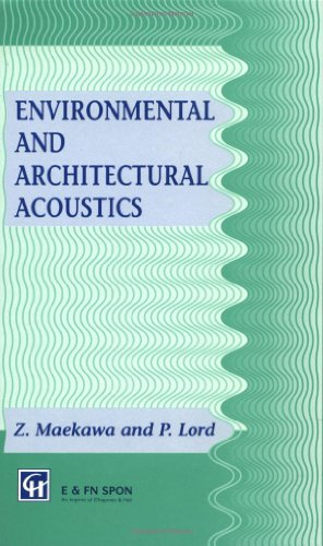 9780419159803: Environmental and Architectural Acoustics