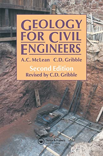 9780419160007: Geology for Civil Engineers, Second Edition