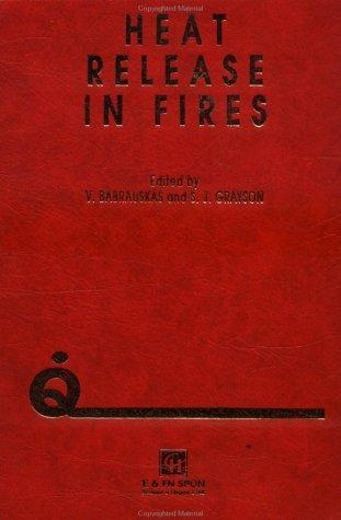 9780419161004: Heat Release In Fires