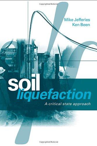 9780419161707: Soil Liquefaction: A Critical State Approach