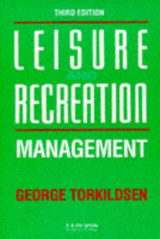 9780419167600: Leisure and Recreation Management
