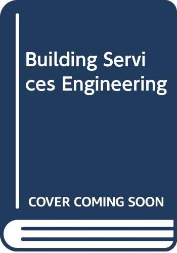 9780419169109: Building Services Engineering Pb