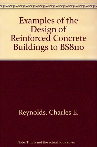 9780419169901: EXAMPLES DESIGN REINFORCE CONC CL