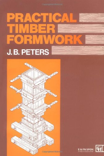 9780419170105: Practical Timber Formwork