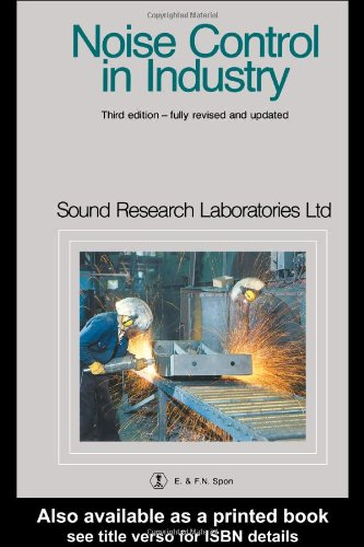 9780419171706: Noise Control in Industry, Third Edition
