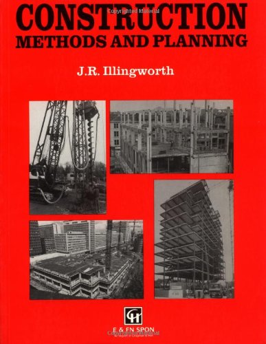 9780419174509: Construction Methods and Planning