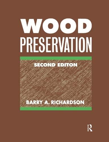 9780419174905: Wood Preservation
