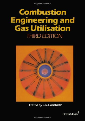 9780419176701: Combustion Engineering and Gas Utilisation