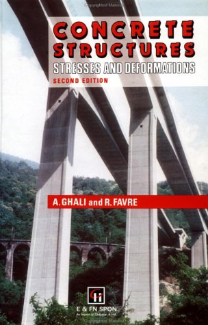 9780419177401: Concrete Structures: Stresses and Deformations