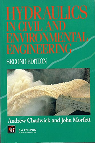 9780419181606: Hydraulics in Civil and Environmental Engineering