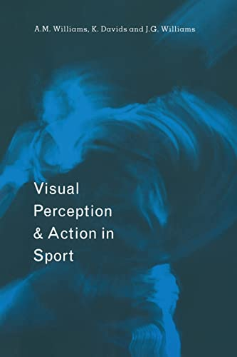 9780419182900: Visual Perception and Action in Sport