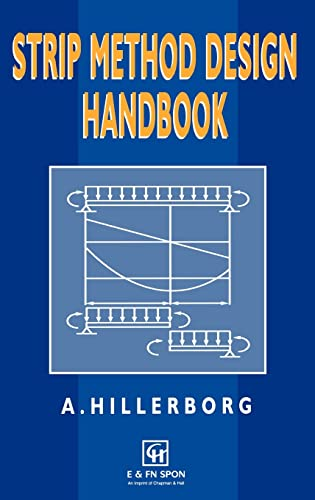 9780419187400: Strip Method Design Handbook