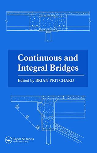 9780419190301: Continuous and Integral Bridges