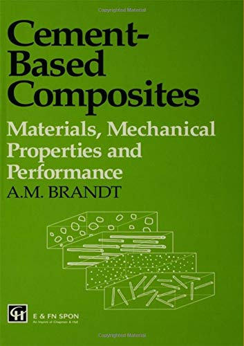 9780419191100: Cement-based Composites: Materials, Mechanical Properties and Performance