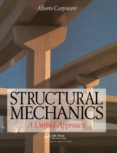 9780419191605: Structural Mechanics: A unified approach
