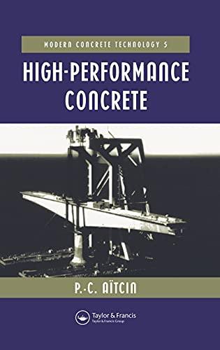 9780419192701: High Performance Concrete (Modern Concrete Technology)