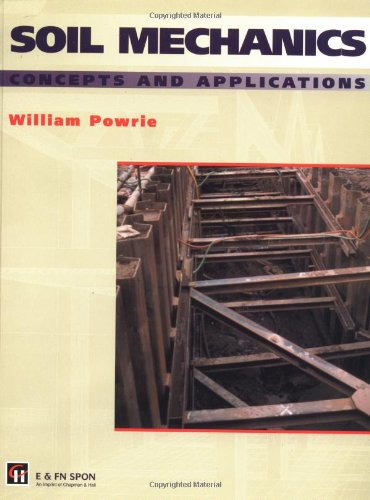 9780419197201: Soil Mechanics: Concepts and Applications
