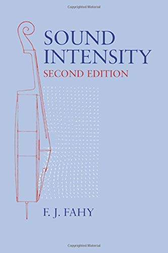 9780419198109: Sound Intensity, Second Edition