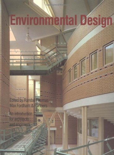 9780419199304: Environmental Design: An Introduction for Architects and Engineers