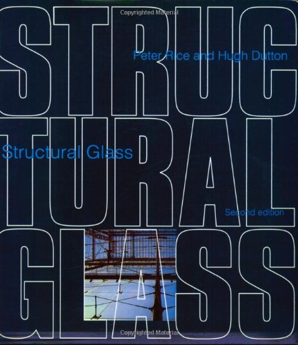 9780419199403: Structural Glass
