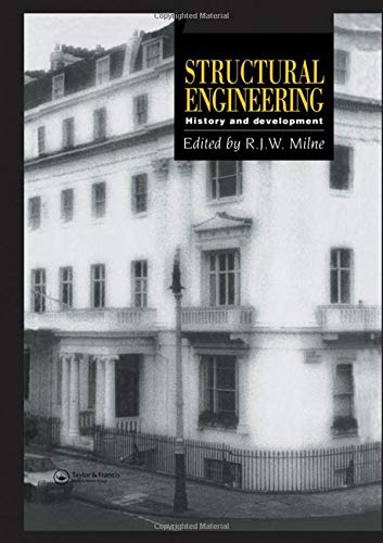 9780419201700: Structural Engineering: History and development