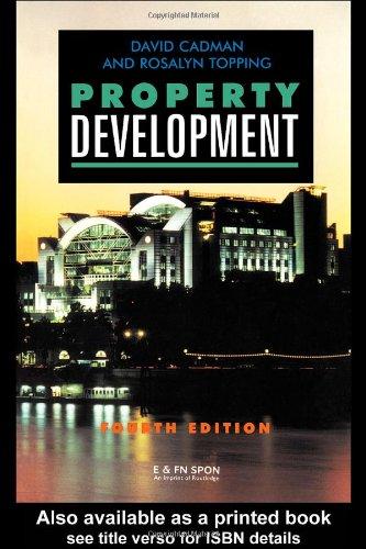 9780419202400: Property Development