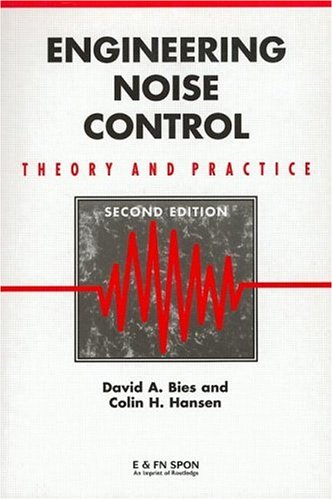 9780419204305: Engineering Noise Control: Theory and Practice, Second Edition