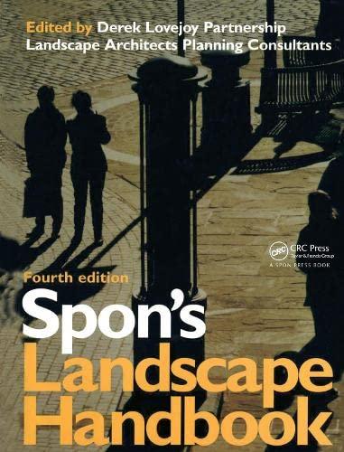 9780419204909: Spon's Landscape Handbook