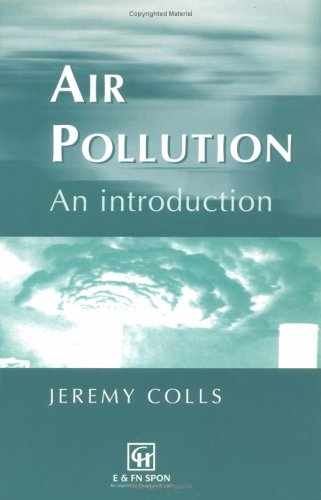 9780419206507: Air Pollution: Measurement, Modelling and Mitigation