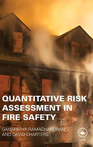 9780419207900: Quantitative Risk Assessment in Fire Safety