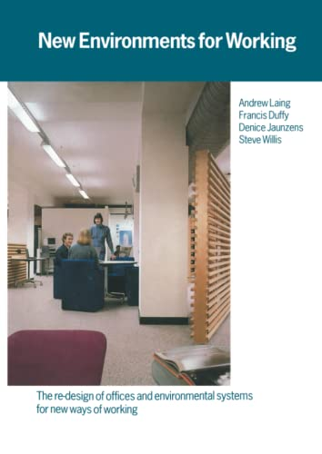9780419209904: New Environments for Working