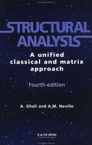 9780419212003: Structural Analysis: A Unified Classical and Matrix Approach
