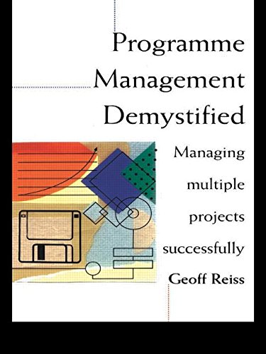 9780419213505: Portfolio and Programme Management Demystified: Managing Multiple Projects Successfully