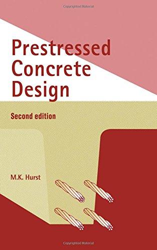 9780419218005: Prestressed Concrete Design, Second Edition