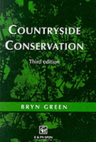 9780419218807: Countryside Conservation: Land Ecology, Planning and Management