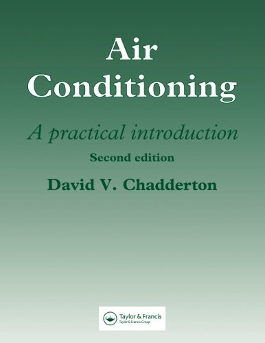 9780419226109: Air Conditioning: A practical introduction
