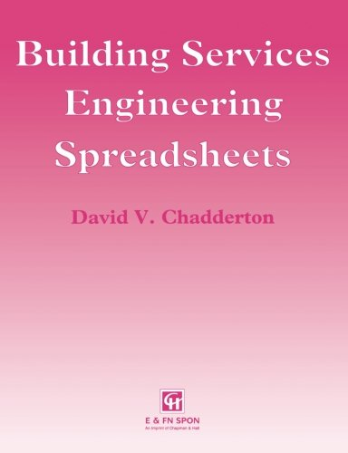 9780419226208: Building Services Engineering Spreadsheets